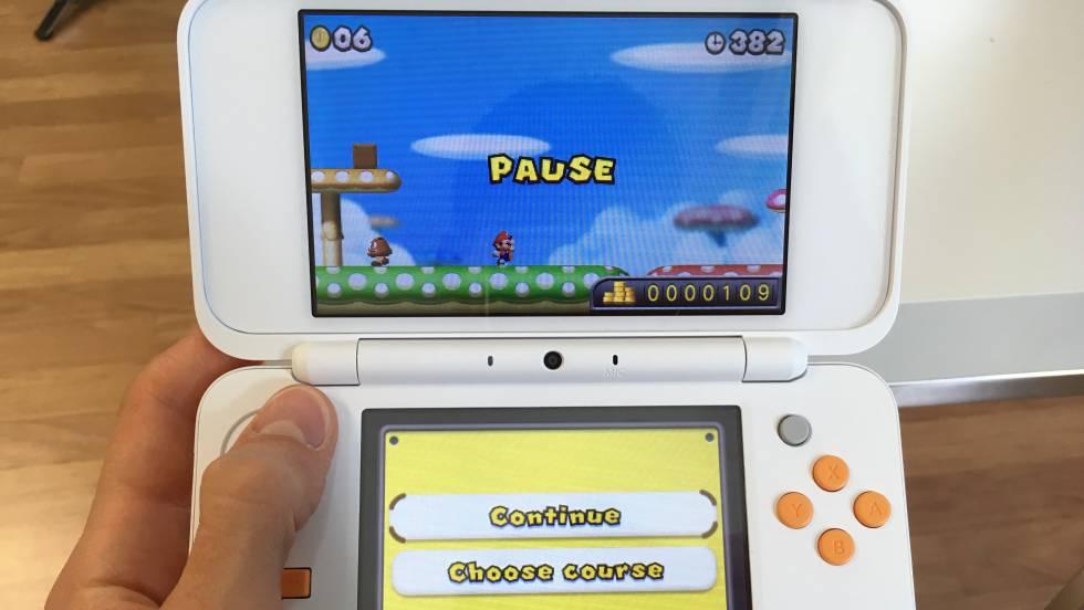 Asi Es New Nintendo 2ds Xl Ya La Hemos Probado Tecnologia El Pais