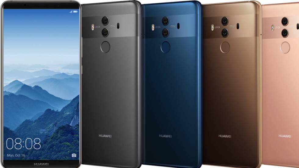 11db5dcd332 Huawei Mate 10: inteligencia artificial en el móvil | Tecnología | EL PAÍS