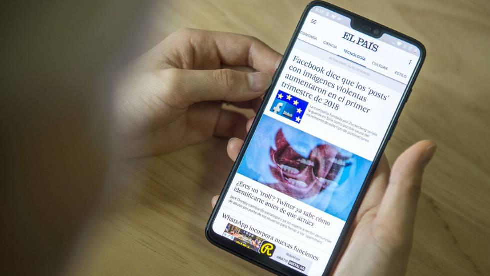 c886d9e9c38 El OnePlus 6 llega para revolucionar el mercado de los móviles | Tecnología  | EL PAÍS