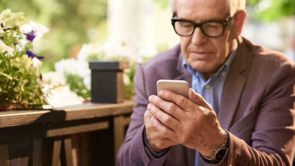 videollamadas y las personas mayores