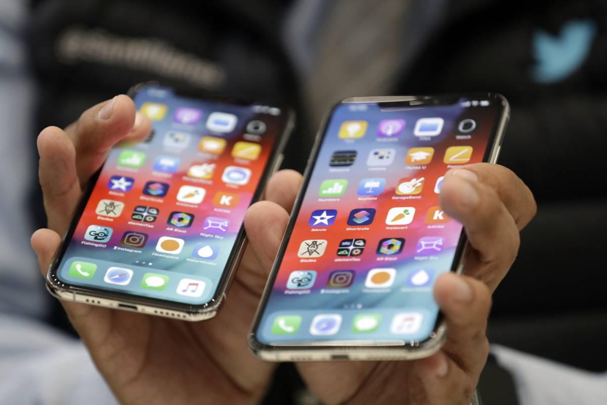 c825d5478c4 Precio: Apple encarece sus iPhone   Tecnología   EL PAÍS