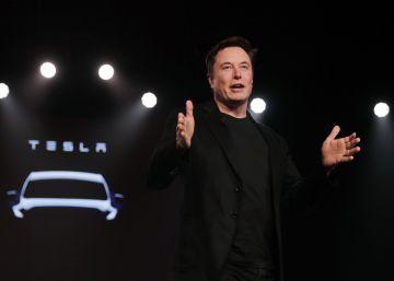 Tesla presume de tecnología propia en la carrera por el coche autónomo